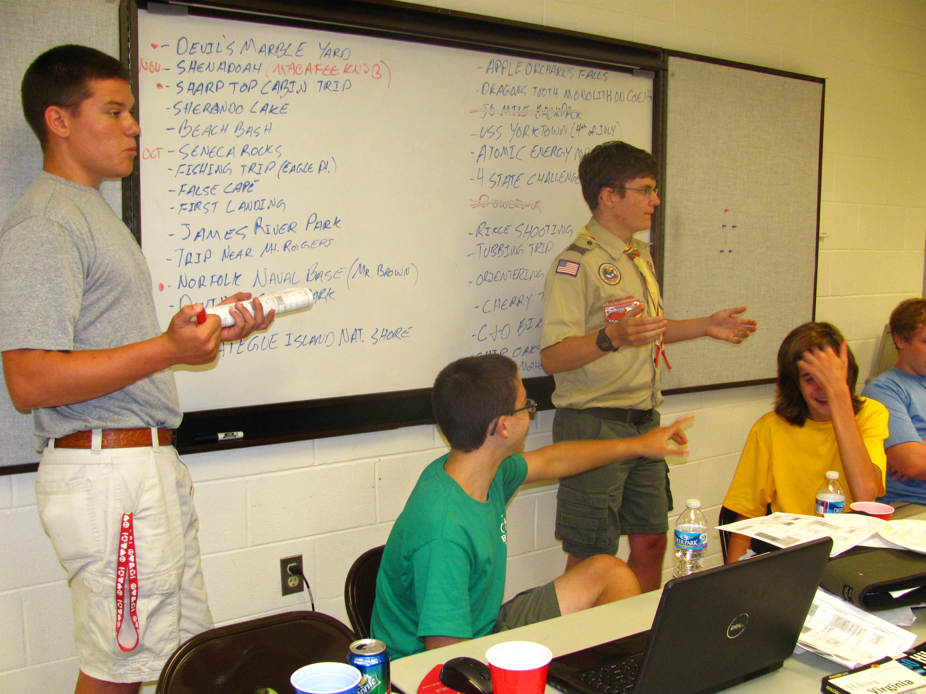 meeting plans for boy scouts The cub scouts provides a fun and safe environment to learn and grow  meeting plans  the boy scouts of america, dan beard council is a proud united way.